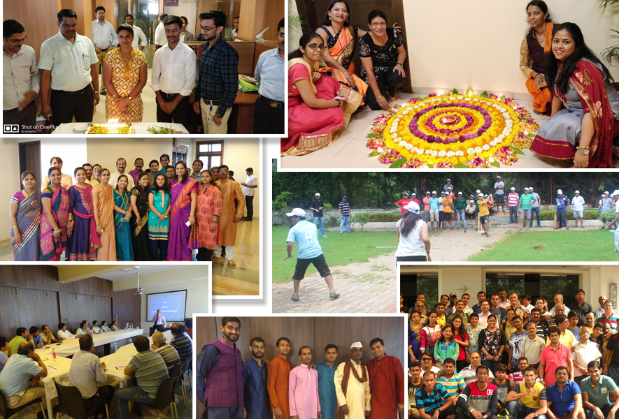 Celebrations @ Hindoostan Mills